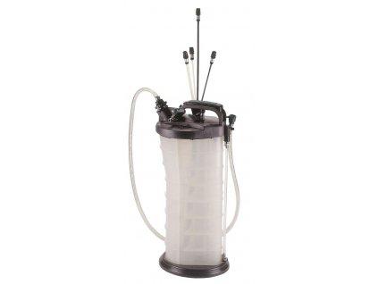 Profesionální odsávačka oleje pneumatická / ruční,