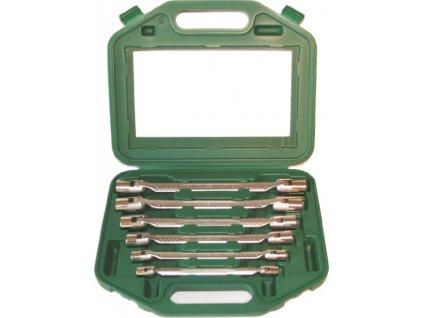Sada kvalitních nástrčných klíčů s kloubovým násta