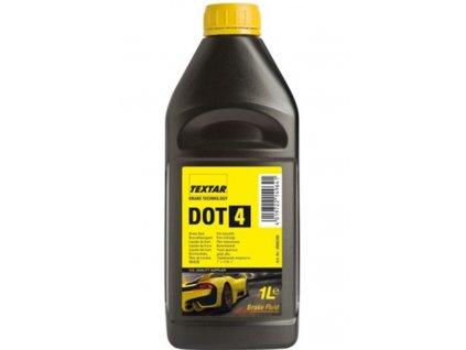 Brzdová kapalina TEXTAR DOT4 1l