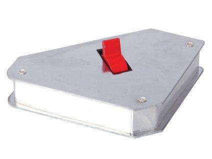 Magnet 45 a 90, 150x130x30mm s vypínači