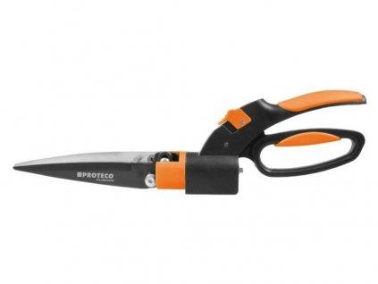 nůžky na trávu otočné 360st.