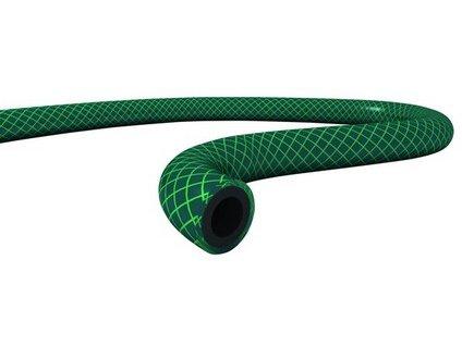 """hadice zahradní 1/2"""" 25m zelená"""