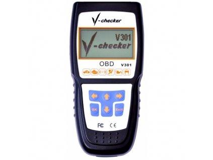 V301 V-checker profi diagnostika OBD2/EOBD CZ SIXT