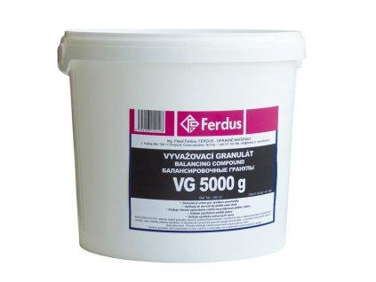 Vyvažovací granulát (prášek) VG 5000g