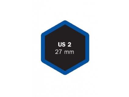 Univerzální opravná vložka US 2 (BIKE, MOTO tubel.