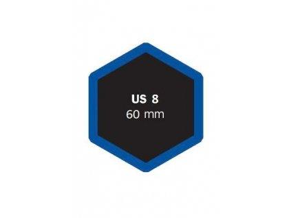 Univerzální opravná vložka US 8 (AUTO, TRUCK)