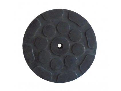 Gumová podložka zvedáku 120x17 mm
