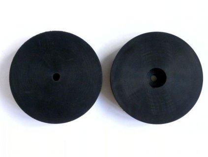 Gumová podložka zvedáku 137x29 mm