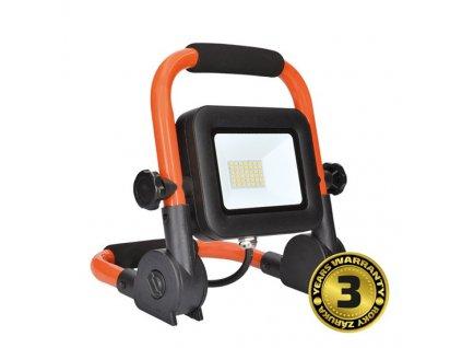 Solight LED reflektor PRO se sklopným stojanem, 30W, 2550lm,…