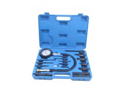 Kompresiometr, tester komprese diesel (16ks) - QS3