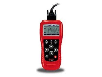 Přístroj pro komunikaci s řídícími jednotkami MaxiDiag JP701