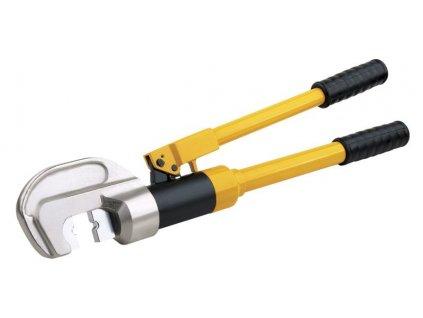 Pákové hydraulické krimpovací kleště pro kabelová oka