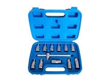 Sada klíčů na šrouby olejových van 12ks - QS60500