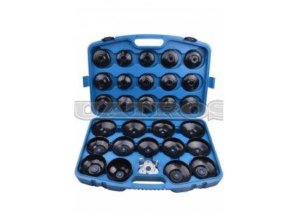 Sada klíčů na olejové filtry 30ks - QS60038