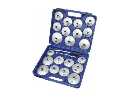 Sada klíčů na olejové filtry (22ks)