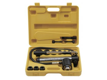 Děrovací nástroj s ruční hydraulickou pumpou HHK-8B