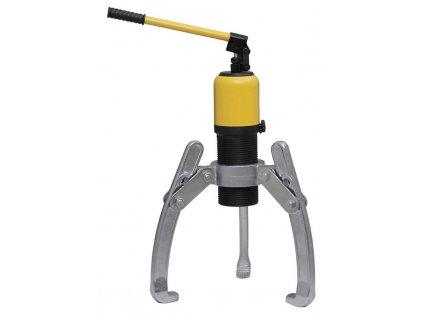 Dvou- nebo tříramenný hydraulický stahovák HHL-10
