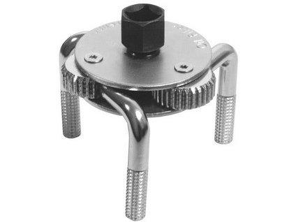 klíč na olejové filtry pr.63-101mm 3 ramena