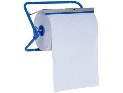 Stěnový držák na papírové utěrky v roli SR 0960640