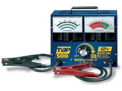 Zkoušečka akumulátorových baterií GYS TBP 500