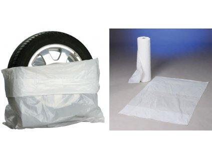 Ochranné vaky na kola PREMIUM SR990820 (100 ks) 70/40×110 cm