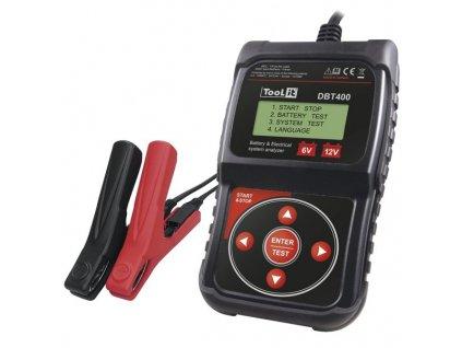 Zkoušečka baterií, startérů a alternátorů GYS DBT 400