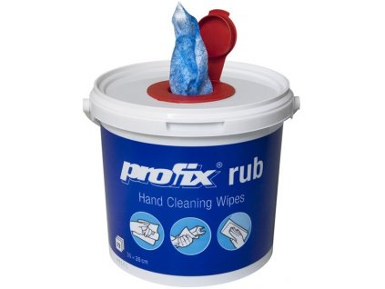 Čisticí utěrky Profix rub