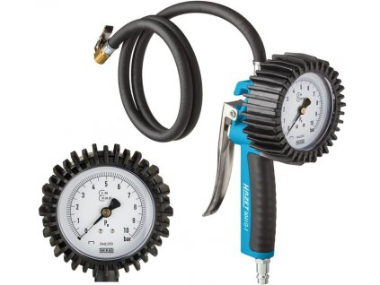 Pneuhustič s přesným tlakoměrem HAZET 9041 G-1