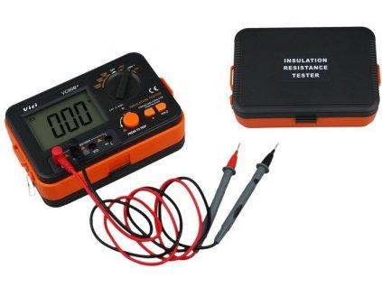 Přístroj pro měření izolačního odporu a napětí VC60B+