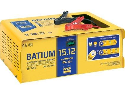 Nabíječka baterií GYS BATIUM 15.12