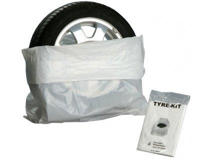 Sada ochranných vaků na kola TYRE KIT SR990840 (4 ks)