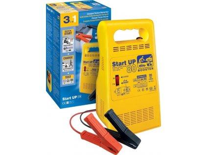 Startovací a nabíjecí zdroj a zkoušečka baterií GYS Start UP 80