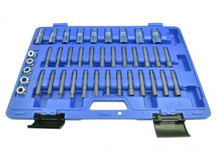 Klíče pro demontáž/montáž tlumičů 39 ks