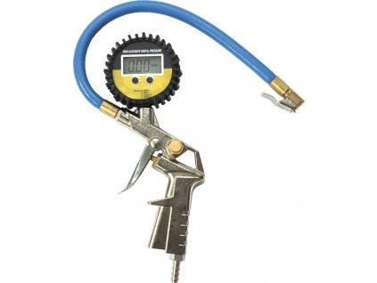 Digitální pneuhustič s tlakoměrem TG03-D