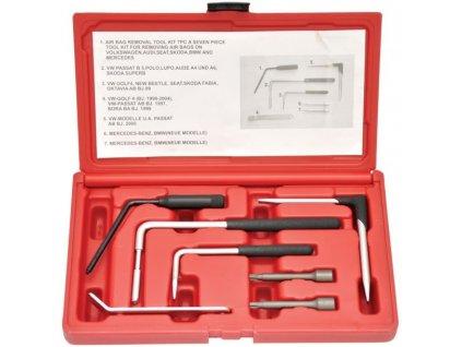Sada přípravků pro demontáž airbagů 058-62285