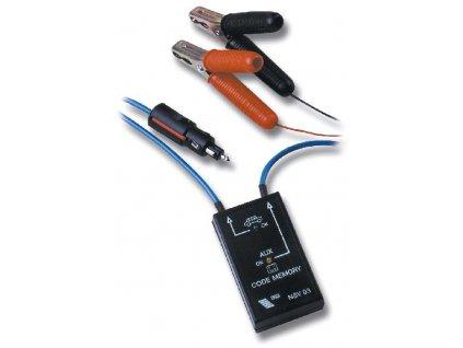 Přístroj pro náhradní napájení elektrické sítě vozidla NSV