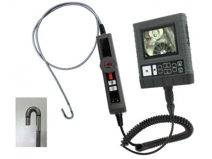 Video-endoskop analogový s kloubovou sondou HU23079