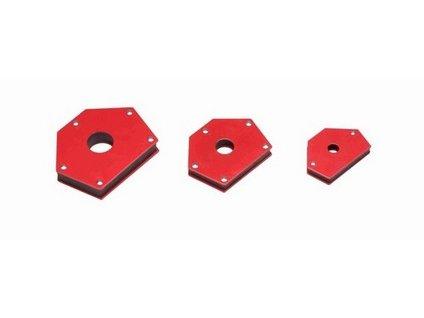 magnet úhlový 6-hranný, nosnost do 22kg