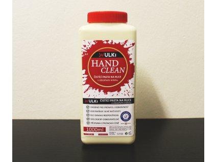 Wulki hand clean4