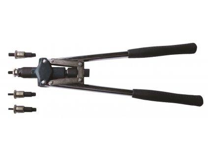 Nýtovací kleště pákové na maticové nýty M5 - M10 J