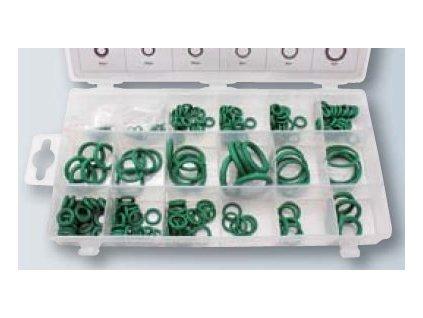O-kroužky vhodné do spojů klimatizace 270ks