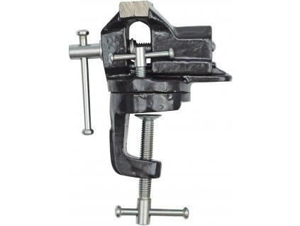 Malé stolní svěráky otočné | 40 až 75mm
