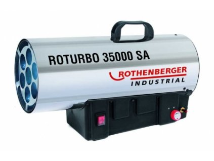 Rothenberger - teplogenerátor ROTURBO 35000SA 18-34kW -…
