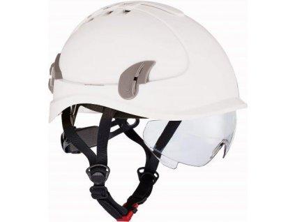 ALPINWORKER přilba WR ventilovaná - bílá