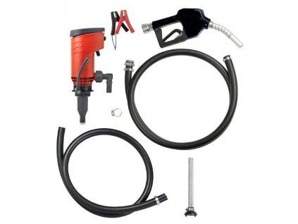 Sestava s elektrickým čerpadlem 24 V pro naftu a lehký topný olej PREMAxx 23 727