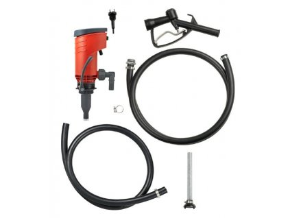 Sestava s elektrickým čerpadlem 230 V pro naftu a lehký topný olej PREMAxx 23 731