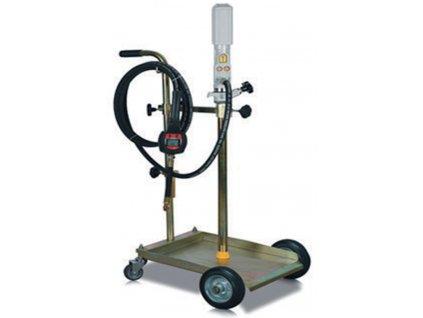 Pojízdná olejová výdejní souprava pro sudy 20 – 60
