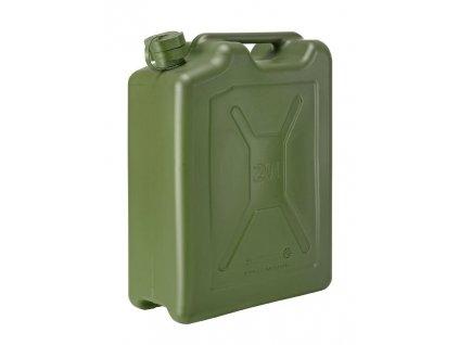 Plastový kanystr 20l s nástavcem na PHM PRESSOL 21127950