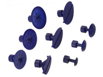Sada plastových nalepovacích vytahovacích adaptérů Hammer GT-8