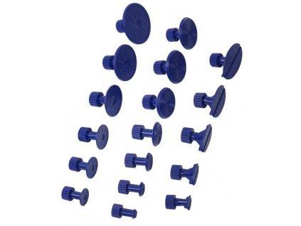 Sada plastových nalepovacích vytahovacích adaptérů Hammer GT-13